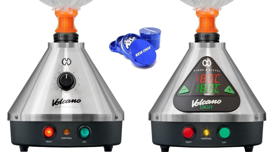 Aromatherapy Volcano Storz And Bickel Classic/ Digital Authentic W/ Easy Valve Consumer Electronics free Shipping