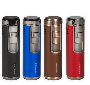 Vertigo Eloquence Quadruple Torch Lighter