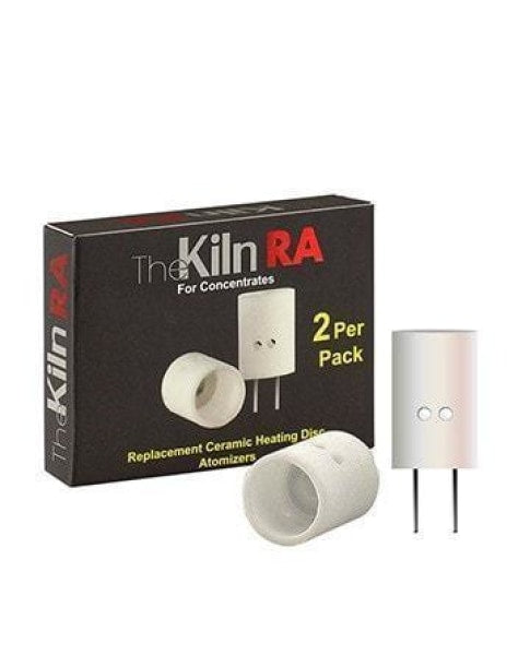 5fd089b4377 Atmos Kiln RA Replacement Coil 2pc Pk Screens Atmos - Lighter USA