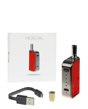 Atmos Micro Pal Kit - Red - Vaporizers