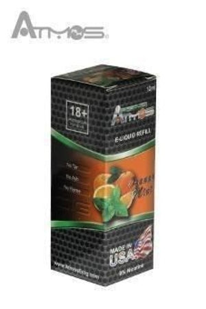 Atmos Orange Mint Vape Juice