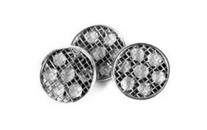 Atmos Raw Metal Mesh Screen Set - 3 Pack