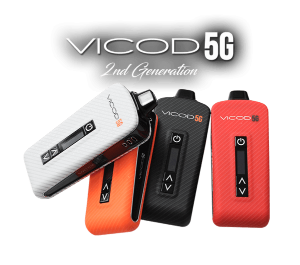 Atmos Vicod 5G 2nd Generation Vaporizer Vaporizers Atmos - Lighter USA