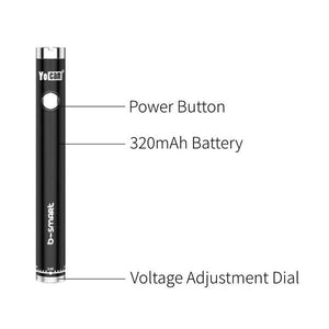 Yocan B-Smart Battery - Lighter USA