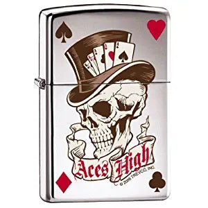 Zippo Lighter - Aces High