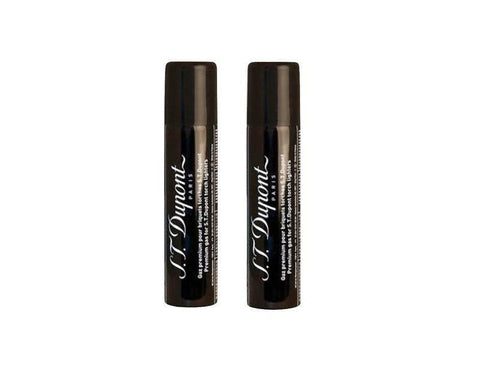 S.T. Dupont Butane Black - 2 pack - Lighter USA