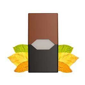 JUUL Pods - Classic Tobacco 4PC/PK - Lighter USA