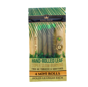 King Palm 4 Mini Rolls 4 Pcs/Pack
