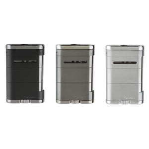 Xikar Allume Table Top Triple Jet Lighter