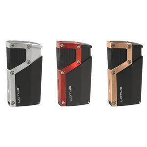 Black Label Czar Quad Torch Cigar Lighter