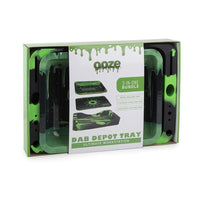 Ooze Dab Depot Tray 3 in 1 Bundle