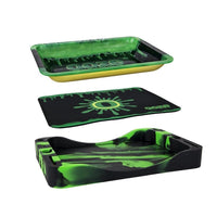 Ooze Dab Depot Tray 3 in 1 Bundle Dab Tools Ooze - Lighter USA