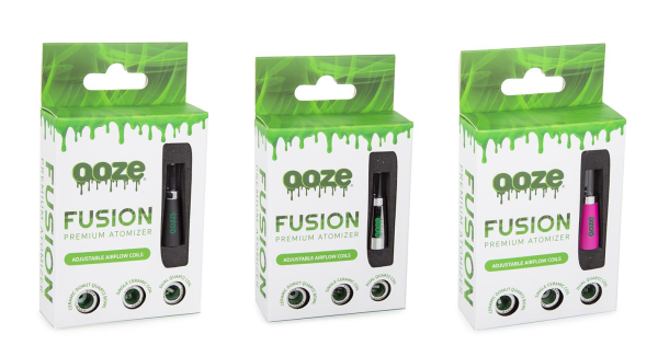Ooze Fusion Atomizer Attachment - Vape Parts & Accessories