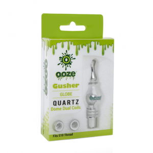 Ooze Gusher Globe Attachment - Lighter USA