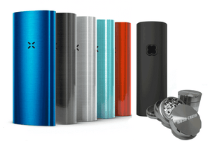PAX 2 Vaporizer + Grinder + Free 2-Day Air
