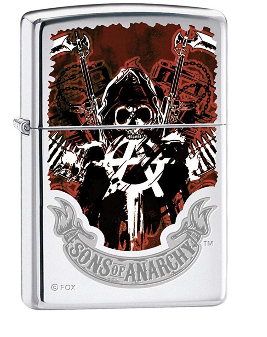 Zippo Lighter - Sons of Anarchy - Lighter USA