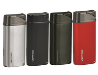 Vertigo Comet Double Torch Lighter w/ Cigar Punch