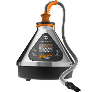 Storz & Bickel Volcano Hybrid Vaporizer Kit + Free Overnight + Free Grinder - Lighter USA