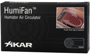 Xikar Purotemp Humifan Air Circulator - Lighter USA