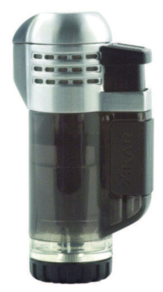 Xikar Tech Triple Jet Flame Lighter Black - Lighter USA