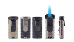 XIKAR Tactical Triple-jet Flame Lighter