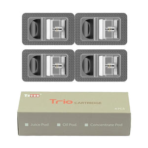 Yocan Trio Pods (1Pc/Pk) - Lighter USA