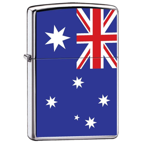 Zippo Lighter - Australia Australian Flag - Lighter USA