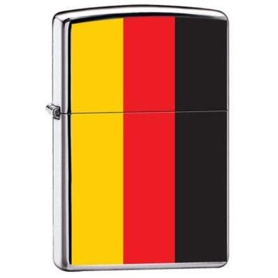 Zippo Lighter - Germany German Flag - Lighter USA