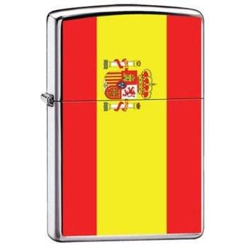 Zippo Lighter - Spain Flag - Lighter USA