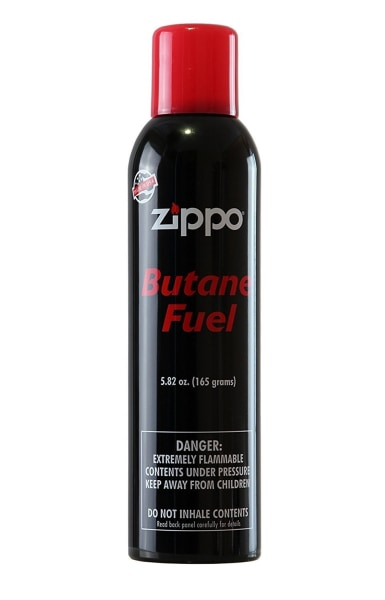 Zippo Butane 5.82 oz - Single - Lighter USA