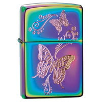 Zippo Lighter - Butterflies Spectrum - Lighter