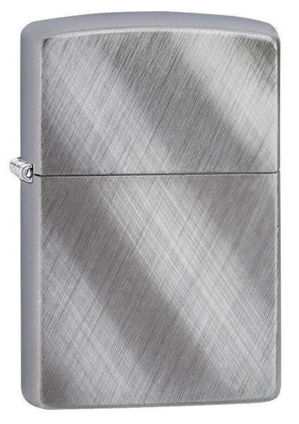 Zippo Lighter - Diagonal Weave Lighter - Lighter USA