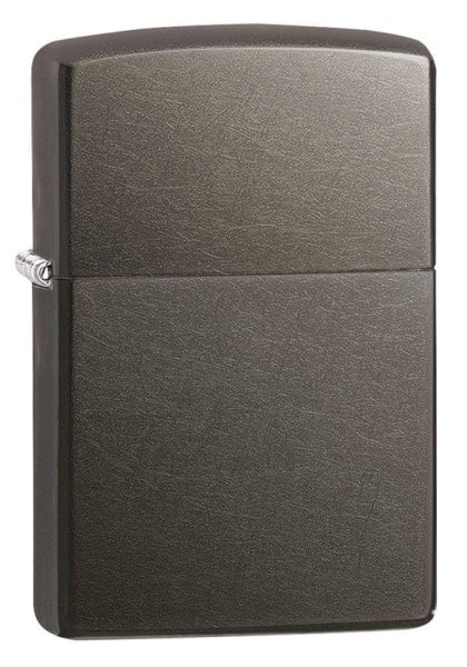 Zippo Lighter - Gray Dusk - Lighter USA - 1