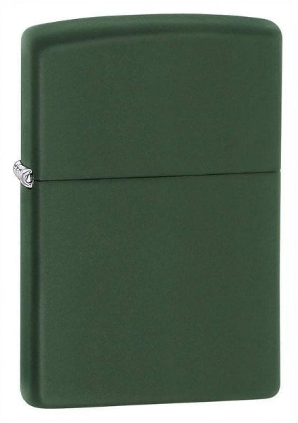 Zippo Lighter - Green Matte - Lighter USA