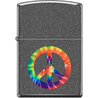 Zippo Lighter - Peace Iron Stone - Lighter