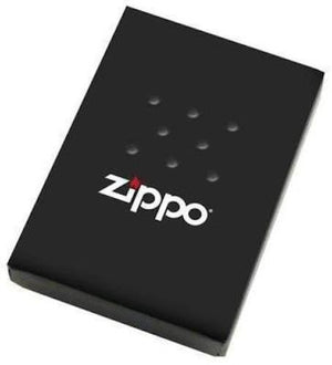 Zippo Lighter - Slim Orange Matte