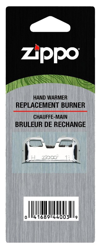 Zippo Hand Warmer - Replacement Burner Hand Warmer Zippo - Lighter USA
