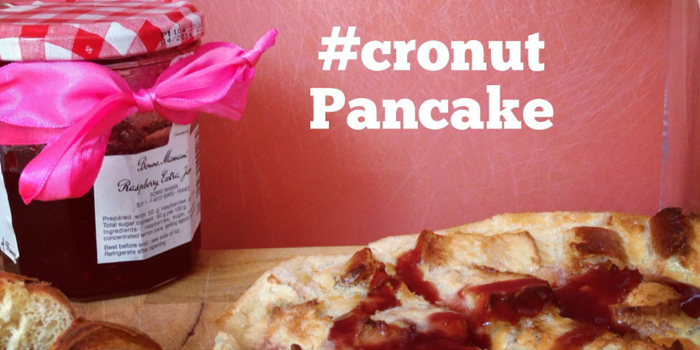 The Cronut Pancake