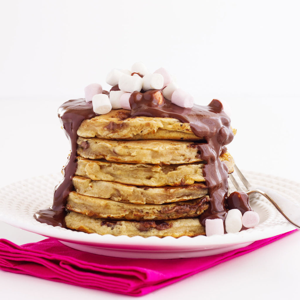 Pancake Gift Set - Rocky Road Mix and Cutter - Little Pancake Co