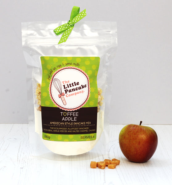 Toffee Apple Pancake Mix - Little Pancake Co