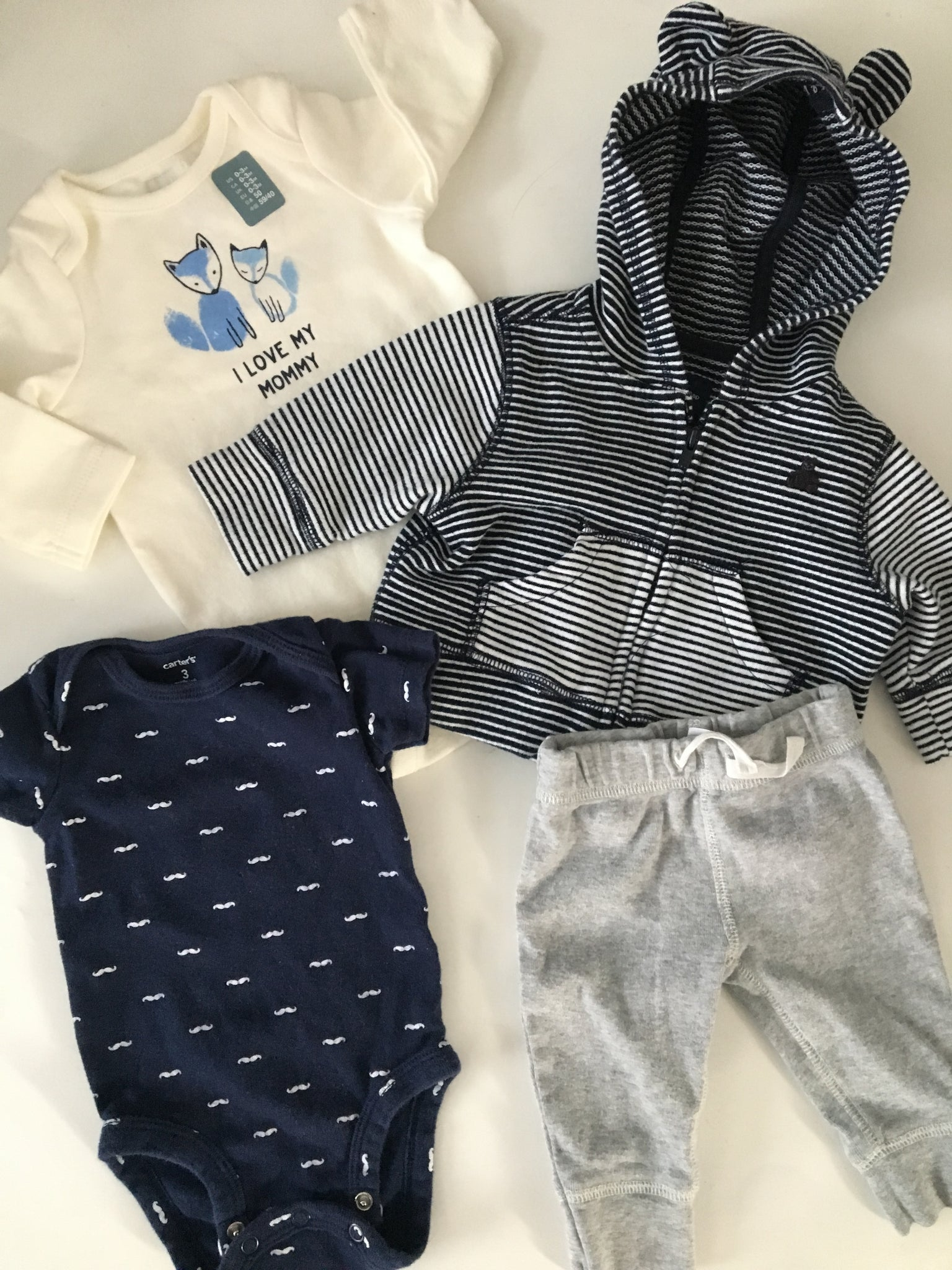 Baby Gap Outfits | 0-3M