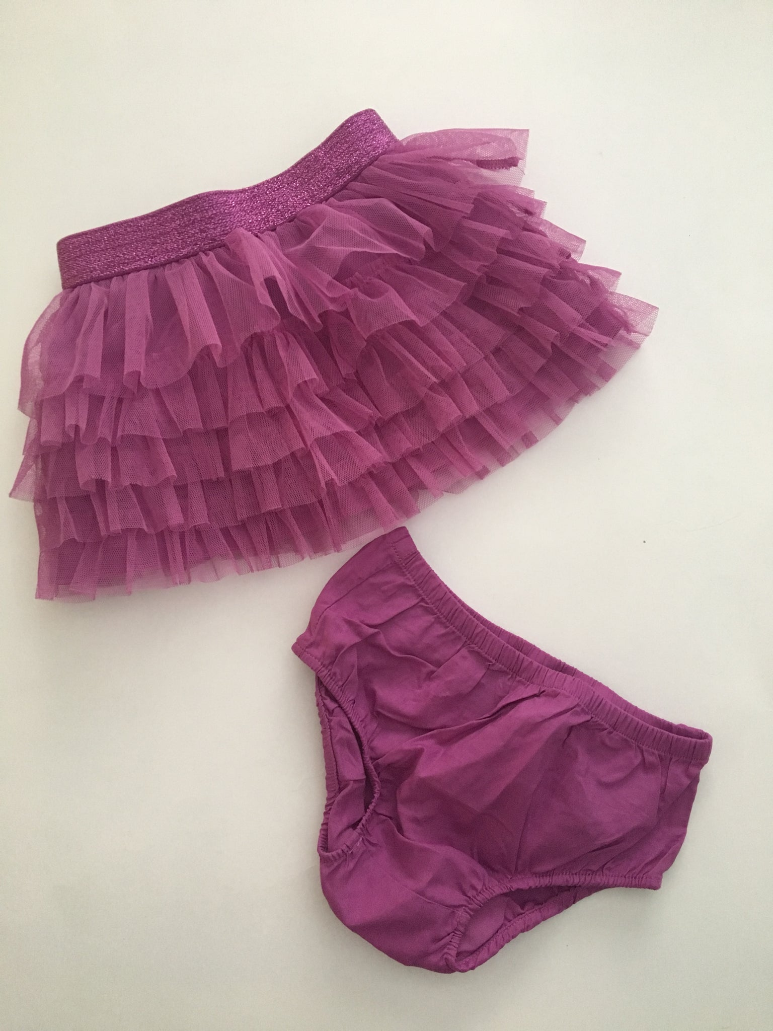 Old Navy Tutu with Bloomers | 3-6M