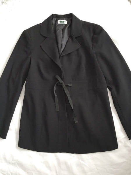 Maternity Motherhood Black Blazer | M