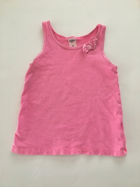 Pink Tank Top | 3T