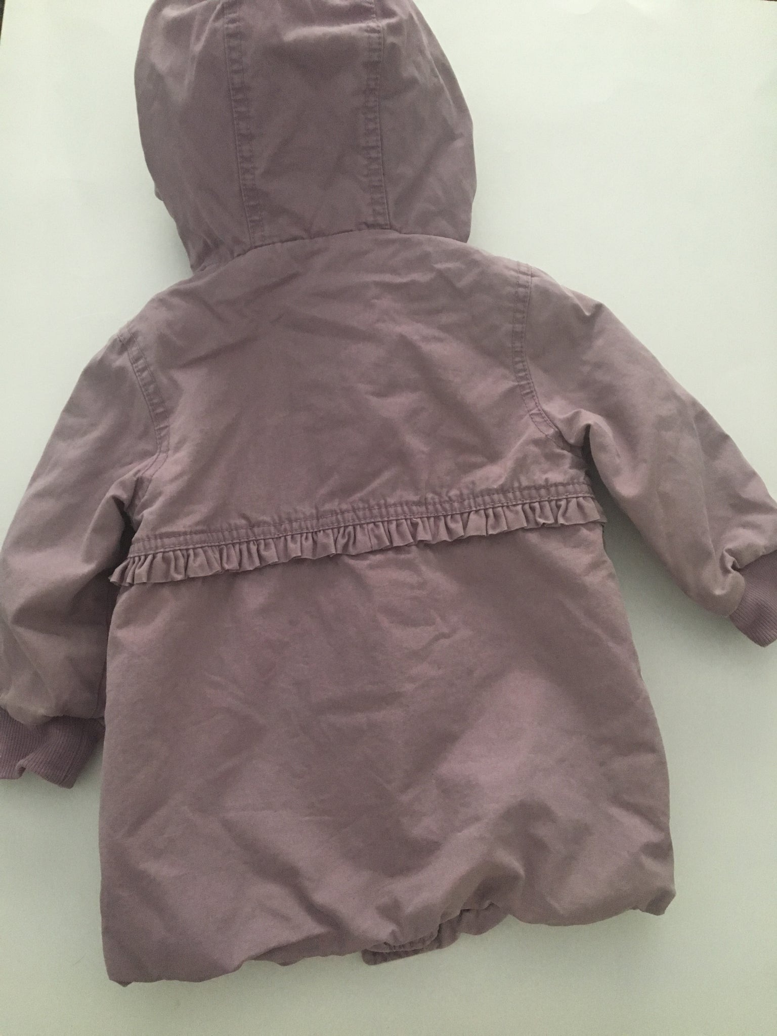 Baby Gap All Season Coat + Removable Vest | 18-24M