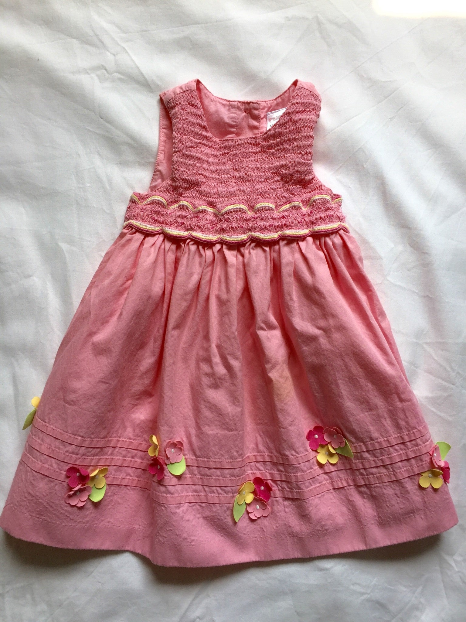 Pink Pretty Dress | Girls | 12-18 Months