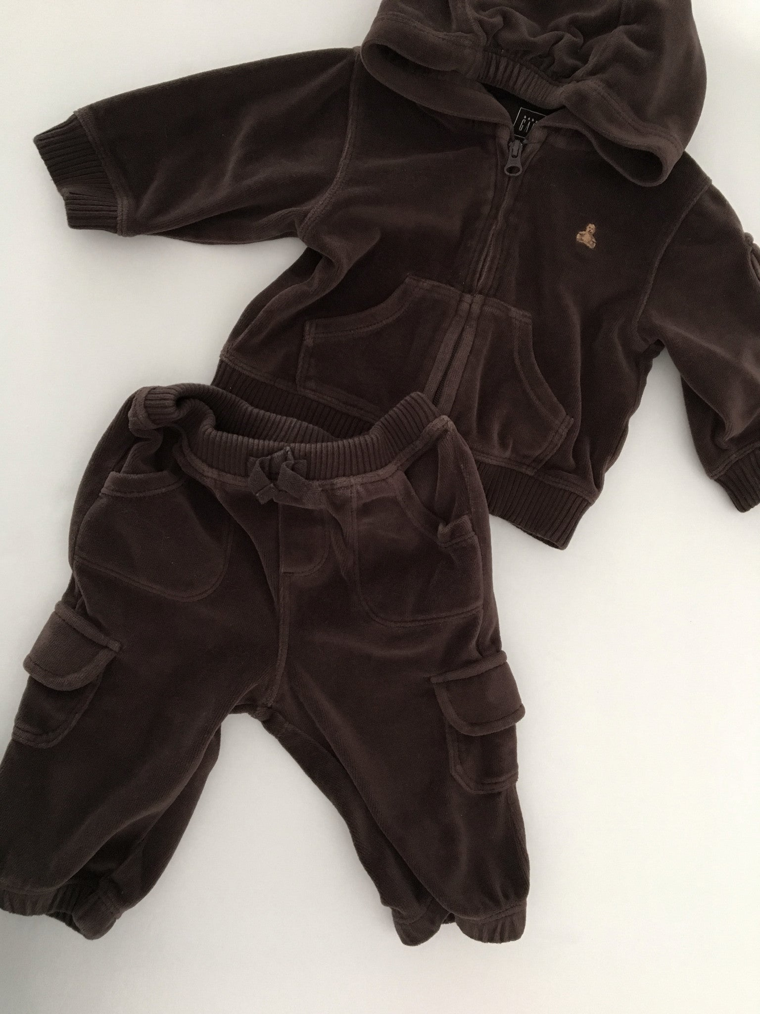 Baby Gap Cozy Outfit | 0-3M