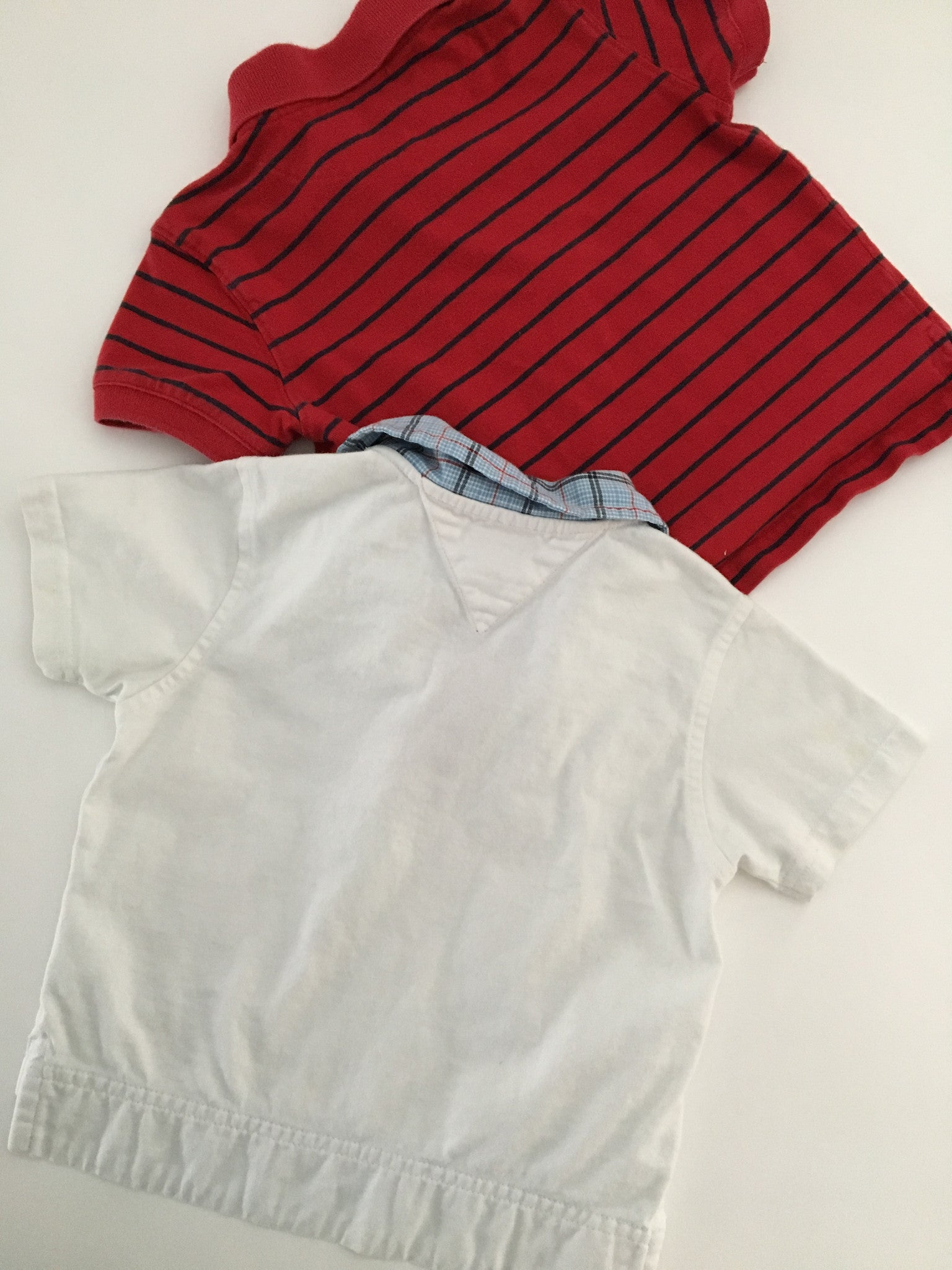 Baby Gap + Tommy Hilfiger Golf Shirts | 12-18M