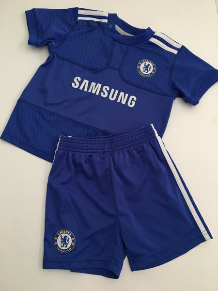 Adidas Chelsea Soccer Outfit | 2T