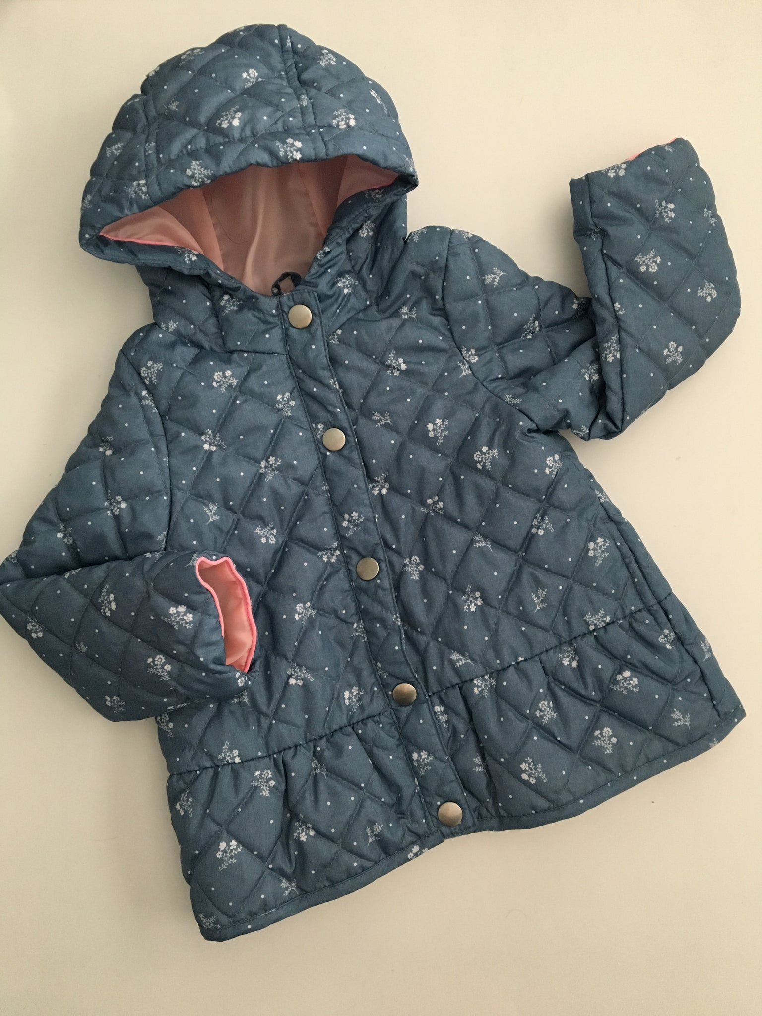 Carter's Lined Medium Weight Coat | 2T